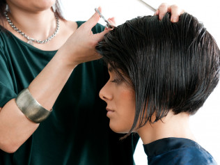 Hair cut and style, highlights, hair coloring | Wenonah, NJ: Salon ...